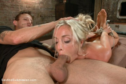 Photo number 8 from Fresh Meat Bondage Slut shot for Sex And Submission on Kink.com. Featuring Mr. Pete and Karla Kush in hardcore BDSM & Fetish porn.