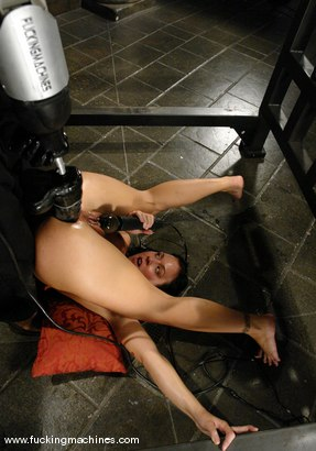 Photo number 12 from Julie Night shot for Fucking Machines on Kink.com. Featuring Julie Night in hardcore BDSM & Fetish porn.