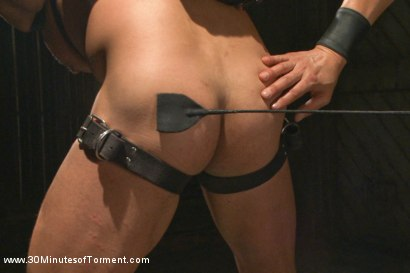 Photo number 9 from Latin hunk Diego Vena brand new to BDSM shot for 30 Minutes of Torment on Kink.com. Featuring Diego Vena in hardcore BDSM & Fetish porn.