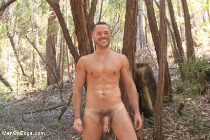 Photo number 14 from Russian soldier captured and edged deep in the woods shot for Men On Edge on Kink.com. Featuring Valentin Petrov in hardcore BDSM & Fetish porn.
