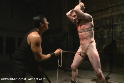 Photo number 2 from My Life Changing Experience on 30 Minutes of Torment - Sebastian Keys shot for 30 Minutes of Torment on Kink.com. Featuring Sebastian Keys in hardcore BDSM & Fetish porn.