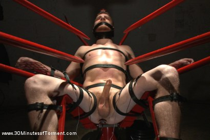 Photo number 6 from My Life Changing Experience on 30 Minutes of Torment - Sebastian Keys shot for 30 Minutes of Torment on Kink.com. Featuring Sebastian Keys in hardcore BDSM & Fetish porn.