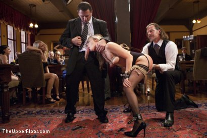 Photo number 4 from Dahlia Sky Breaks in Newcomer Karla Kush shot for The Upper Floor on Kink.com. Featuring Dahlia Sky, John Strong and Karla Kush in hardcore BDSM & Fetish porn.