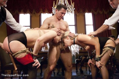 Photo number 3 from Dahlia Sky Breaks in Newcomer Karla Kush shot for The Upper Floor on Kink.com. Featuring Dahlia Sky, John Strong and Karla Kush in hardcore BDSM & Fetish porn.