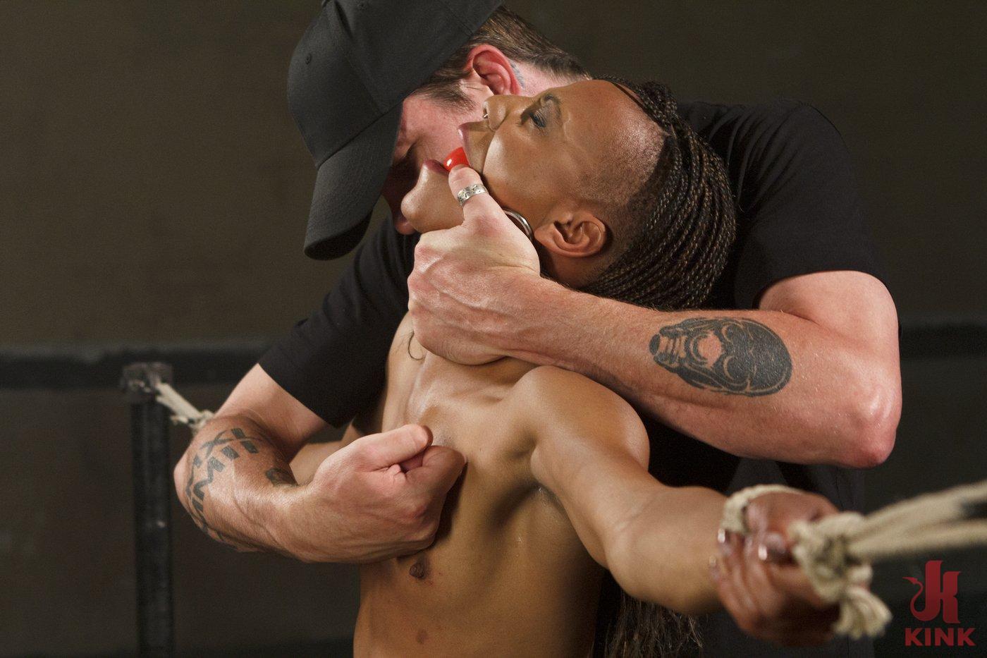 Photo number 1 from Wreaking Havoc on Nikki Darling shot for Sadistic Rope on Kink.com. Featuring Nikki Darling in hardcore BDSM & Fetish porn.