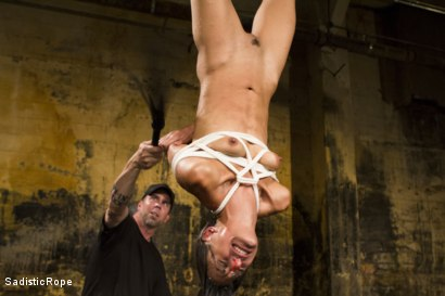 Photo number 15 from Extreme Suffering - Lyla Storm shot for Sadistic Rope on Kink.com. Featuring Lyla Storm in hardcore BDSM & Fetish porn.