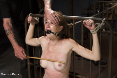 Photo number 1 from Screaming Through the Pain shot for Sadistic Rope on Kink.com. Featuring Ashley Lane in hardcore BDSM & Fetish porn.