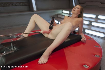 Photo number 10 from Scarlett Fay In the Armory and Fucking the Machines shot for Fucking Machines on Kink.com. Featuring Scarlett Fay in hardcore BDSM & Fetish porn.