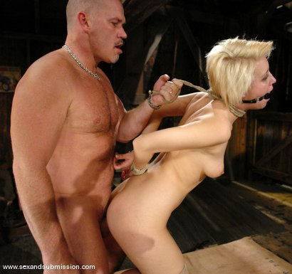 Photo number 11 from Mark Davis and Kimberly Kane shot for Sex And Submission on Kink.com. Featuring Mark Davis and Kimberly Kane in hardcore BDSM & Fetish porn.