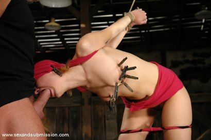 Photo number 5 from Mark Davis and Kimberly Kane shot for Sex And Submission on Kink.com. Featuring Mark Davis and Kimberly Kane in hardcore BDSM & Fetish porn.