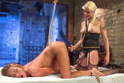 Photo number 9 from The Adulteration of Carter Cruise shot for Whipped Ass on Kink.com. Featuring Lorelei Lee and Carter Cruise in hardcore BDSM & Fetish porn.