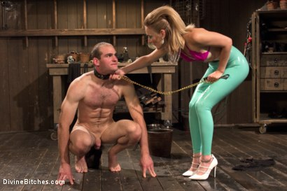 Photo number 11 from Latex Cock Tease shot for Divine Bitches on Kink.com. Featuring Mona Wales and Jonah Marx in hardcore BDSM & Fetish porn.