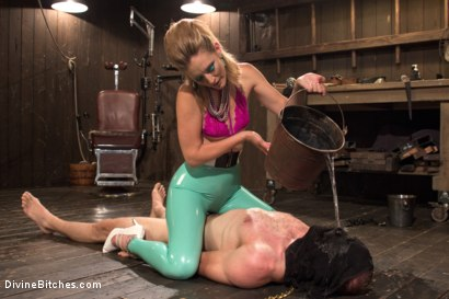 Photo number 3 from Latex Cock Tease shot for Divine Bitches on Kink.com. Featuring Mona Wales and Jonah Marx in hardcore BDSM & Fetish porn.