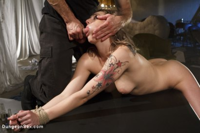 Photo number 5 from Abandoned and Alone shot for Dungeon Sex on Kink.com. Featuring Dahlia Sky and Bill Bailey in hardcore BDSM & Fetish porn.
