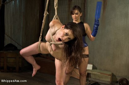 Photo number 11 from Fondled and Ass Fucked shot for Whipped Ass on Kink.com. Featuring Lea Lexis and Freya French in hardcore BDSM & Fetish porn.