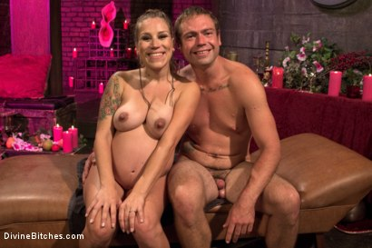 Photo number 7 from Fertility Goddess shot for Divine Bitches on Kink.com. Featuring John Jammen and Bella Wilde in hardcore BDSM & Fetish porn.