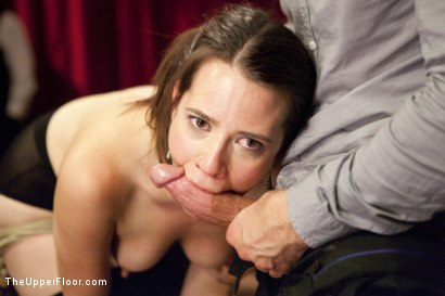Photo number 5 from Anal Virgin Trained to Take It by Hot MILF Slave shot for The Upper Floor on Kink.com. Featuring Bill Bailey, Syren de Mer and Freya French in hardcore BDSM & Fetish porn.