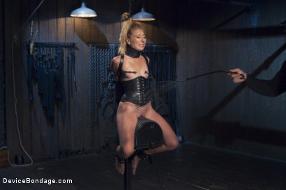 Photo number 12 from The Point of No Return shot for Device Bondage on Kink.com. Featuring Orlando and Emma Haize in hardcore BDSM & Fetish porn.