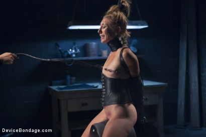 Photo number 16 from The Point of No Return shot for Device Bondage on Kink.com. Featuring Orlando and Emma Haize in hardcore BDSM & Fetish porn.