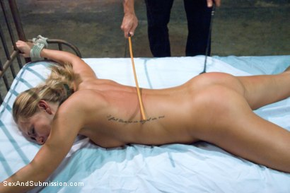Photo number 8 from Tough Love shot for Sex And Submission on Kink.com. Featuring Carter Cruise and Mr. Pete in hardcore BDSM & Fetish porn.