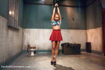 Photo number 1 from Tough Love shot for Sex And Submission on Kink.com. Featuring Carter Cruise and Mr. Pete in hardcore BDSM & Fetish porn.