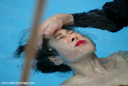 Photo number 6 from Osada Steve and June Mizuna shot for Water Bondage on Kink.com. Featuring Osada Steve and June Mizuna in hardcore BDSM & Fetish porn.
