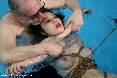 Photo number 5 from Osada Steve and June Mizuna shot for Water Bondage on Kink.com. Featuring Osada Steve and June Mizuna in hardcore BDSM & Fetish porn.