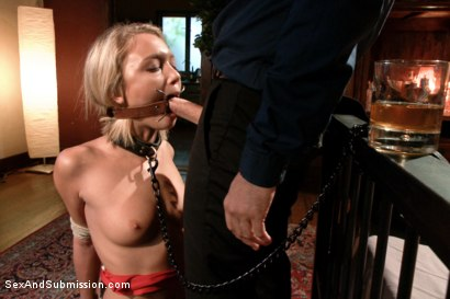 Photo number 4 from Rescued for Anal Services shot for Sex And Submission on Kink.com. Featuring Dakota Skye and Tommy Pistol in hardcore BDSM & Fetish porn.