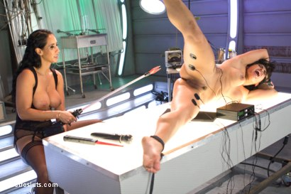 Photo number 10 from Deep Electro Examination shot for Electro Sluts on Kink.com. Featuring Isis Love and Mia Little in hardcore BDSM & Fetish porn.