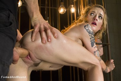 Photo number 4 from Caged Sex Slave shot for Brutal Sessions on Kink.com. Featuring Jeze Belle and Owen Gray in hardcore BDSM & Fetish porn.
