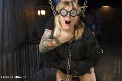 Photo number 4 from Falling From Grace shot for Brutal Sessions on Kink.com. Featuring Christian Wilde and Mona Wales in hardcore BDSM & Fetish porn.
