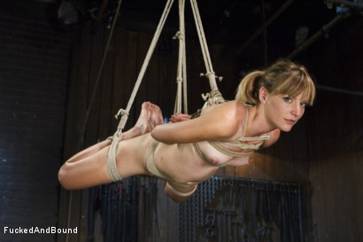 Photo number 9 from Falling From Grace shot for  on Kink.com. Featuring Christian Wilde and Mona Wales in hardcore BDSM & Fetish porn.