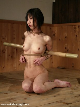 Photo number 8 from Osada Steve and Ageha Asagi shot for Water Bondage on Kink.com. Featuring Osada Steve and Ageha Asagi in hardcore BDSM & Fetish porn.