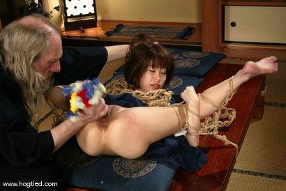 Photo number 10 from Osada Steve and Misa shot for Hogtied on Kink.com. Featuring Osada Steve and Misa in hardcore BDSM & Fetish porn.