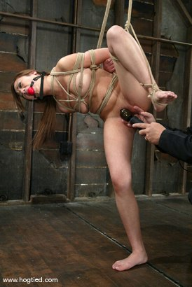 Photo number 11 from Tia Tanaka shot for Hogtied on Kink.com. Featuring Tia Tanaka in hardcore BDSM & Fetish porn.