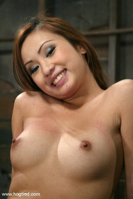 Amazing tia ling facial abuse pussy got