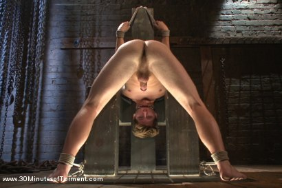 Photo number 10 from Pain slut Dakota Wolfe takes the 30MT Challenge shot for 30 Minutes of Torment on Kink.com. Featuring Dakota Wolfe in hardcore BDSM & Fetish porn.