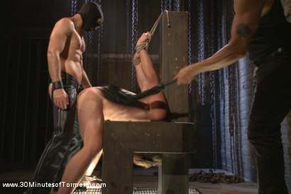 Photo number 11 from Pain slut Dakota Wolfe takes the 30MT Challenge shot for 30 Minutes of Torment on Kink.com. Featuring Dakota Wolfe in hardcore BDSM & Fetish porn.