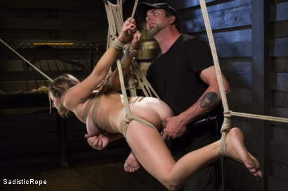 Photo number 9 from Missy Minks Spanked Into Submission shot for Sadistic Rope on Kink.com. Featuring Missy Minks in hardcore BDSM & Fetish porn.