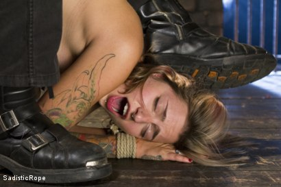 Photo number 13 from Missy Minks Spanked Into Submission shot for Sadistic Rope on Kink.com. Featuring Missy Minks in hardcore BDSM & Fetish porn.