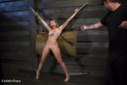 Photo number 4 from Missy Minks Spanked Into Submission shot for Sadistic Rope on Kink.com. Featuring Missy Minks in hardcore BDSM & Fetish porn.