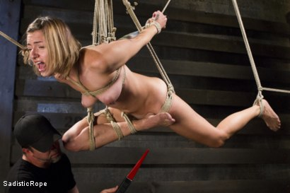 Photo number 7 from Missy Minks Spanked Into Submission shot for Sadistic Rope on Kink.com. Featuring Missy Minks in hardcore BDSM & Fetish porn.