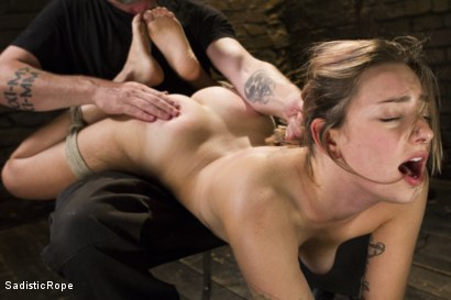 Missy Minks Spanked Into Submission