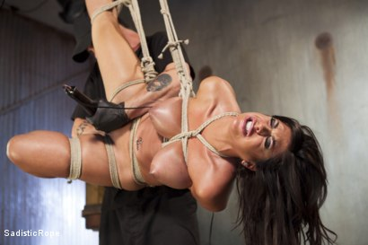 Photo number 10 from Newcomer - Almost Isn't Good Enough, Whore!! shot for Sadistic Rope on Kink.com. Featuring Alexa Pierce in hardcore BDSM & Fetish porn.