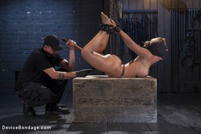 Photo number 8 from Penance  shot for Device Bondage on Kink.com. Featuring Cherie DeVille in hardcore BDSM & Fetish porn.