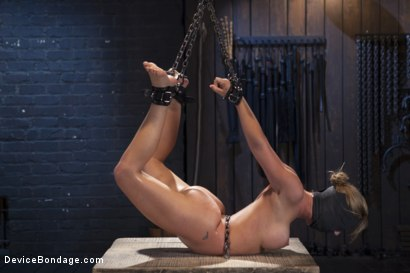 Photo number 13 from Penance  shot for Device Bondage on Kink.com. Featuring Cherie DeVille in hardcore BDSM & Fetish porn.