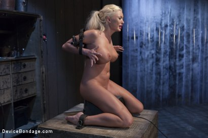Photo number 5 from Summer Brielle - Broken Porn Star shot for Device Bondage on Kink.com. Featuring Summer Brielle in hardcore BDSM & Fetish porn.