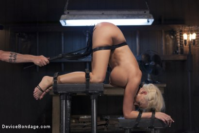 Photo number 8 from Summer Brielle - Broken Porn Star shot for Device Bondage on Kink.com. Featuring Summer Brielle in hardcore BDSM & Fetish porn.