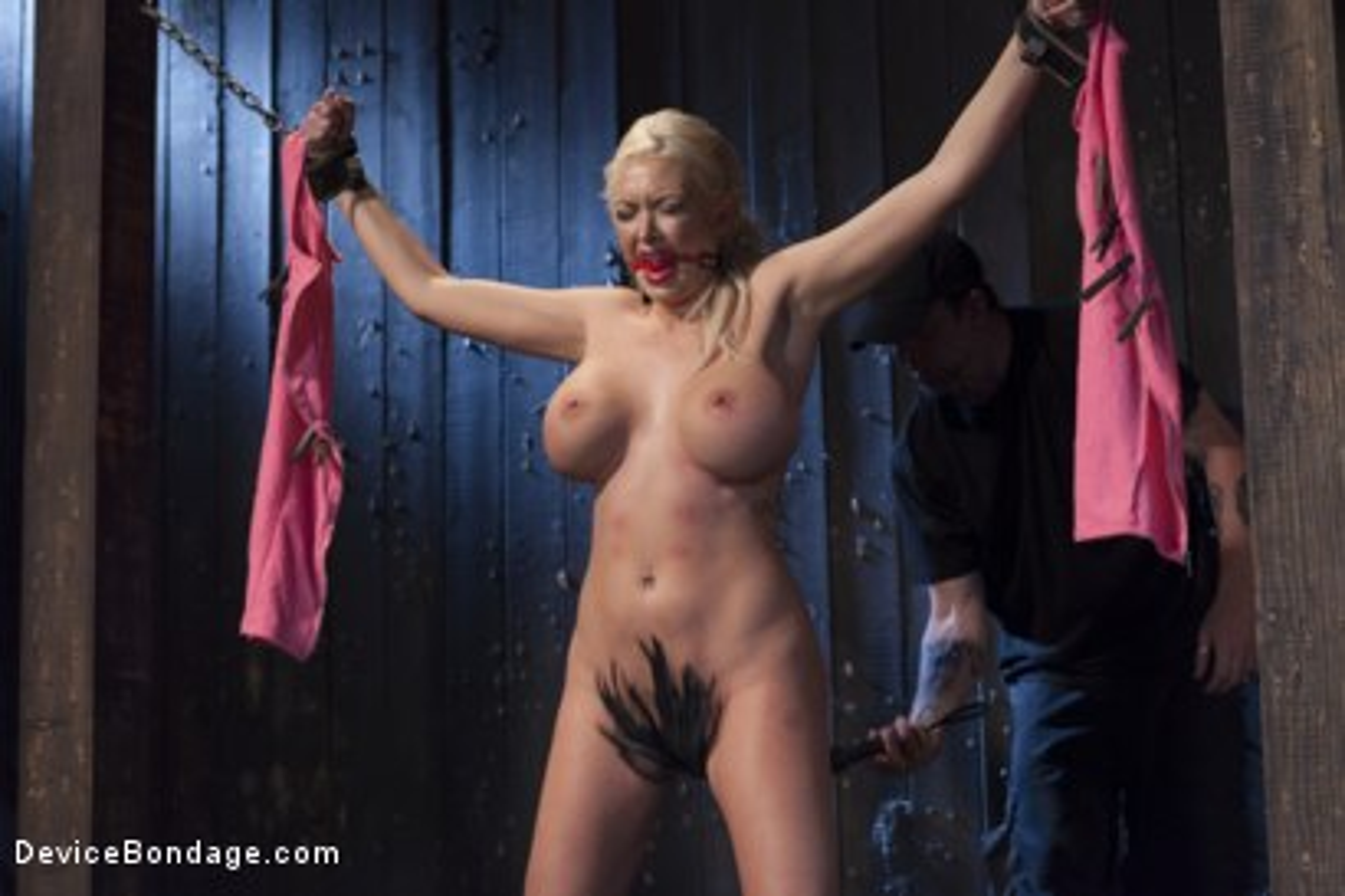 Photo number 9 from Summer Brielle - Broken Porn Star shot for Device Bondage on Kink.com. Featuring Summer Brielle in hardcore BDSM & Fetish porn.