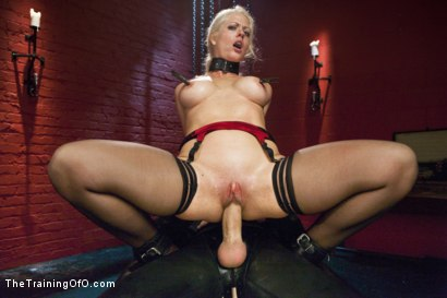 Photo number 13 from Anal MILF Training Holly Heart, Final Day shot for The Training Of O on Kink.com. Featuring Holly Heart and Owen Gray in hardcore BDSM & Fetish porn.